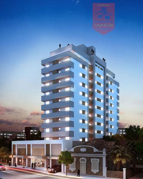 Apartamento  residencial à venda, Centro, Santa Cruz do Sul.