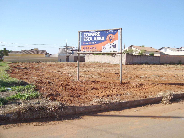 Área residencial à venda, Entrada Jardim Europa, Lotes na avenida, Araxá.