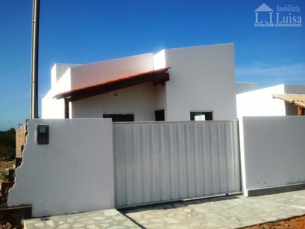 Casa residencial à venda, Tabatinga Um, Conde.