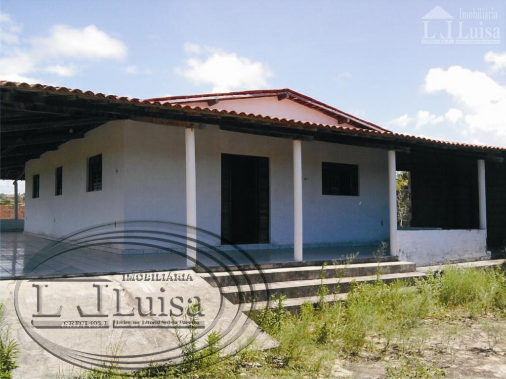 Casa temporada à venda, Carapibus, Conde - CA0016.