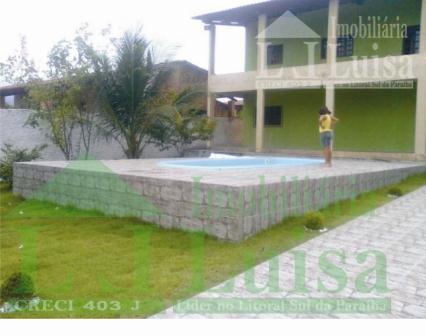 Casa Residencial à venda, Carapibus, Conde - CA0026.