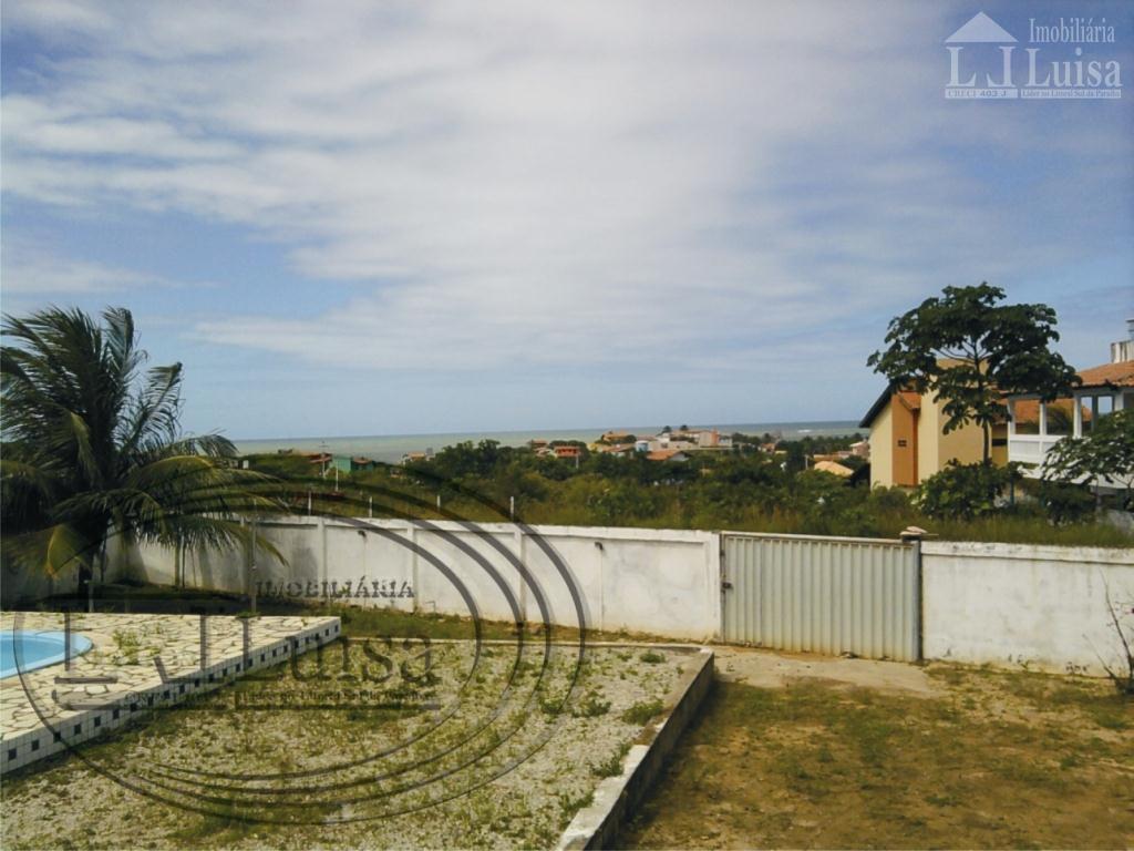 casa em carapibus, 6 terrenos 2760m², nascente, excelente vista para o mar,acesso a 2 ruas,com frente...