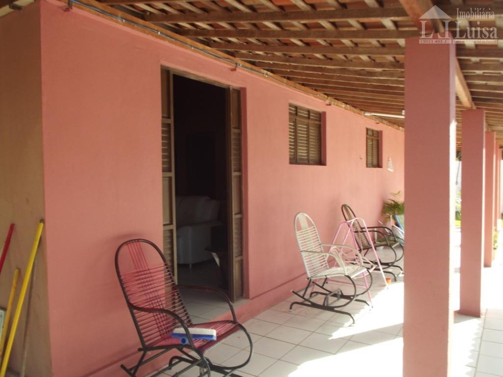 Casa residencial para locação, Barra de Gramame, Conde.