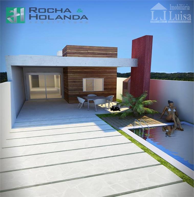 Casa Residencial à venda, Carapibus, Conde - CA0077.