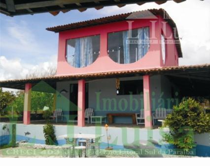 Casa Residencial à venda, Praia do Amor, Conde - CA0044.