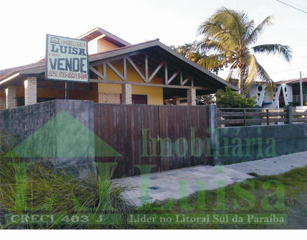 Casa Residencial à venda, Tabatinga, Conde - CA0083.