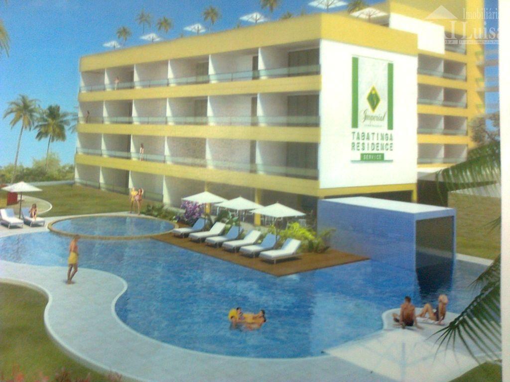 Apartamento Residencial à venda, Tabatinga, Conde - AP0025.