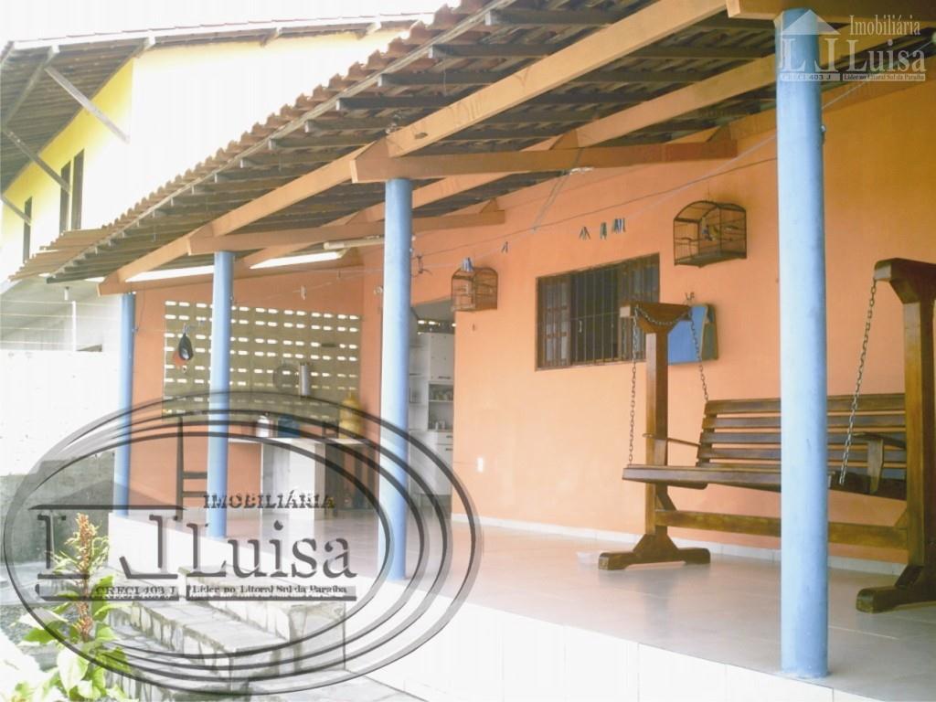 Casa Residencial à venda, Carapibus, Conde - CA0058.