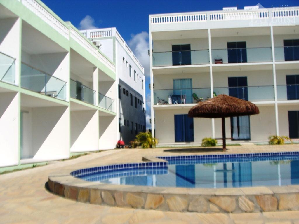 Apartamento residencial à venda, Barra de Gramame, Conde.