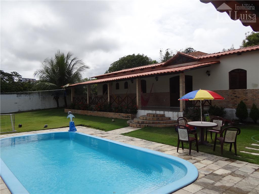 Casa residencial para venda e locação, Tabatinga, Conde.