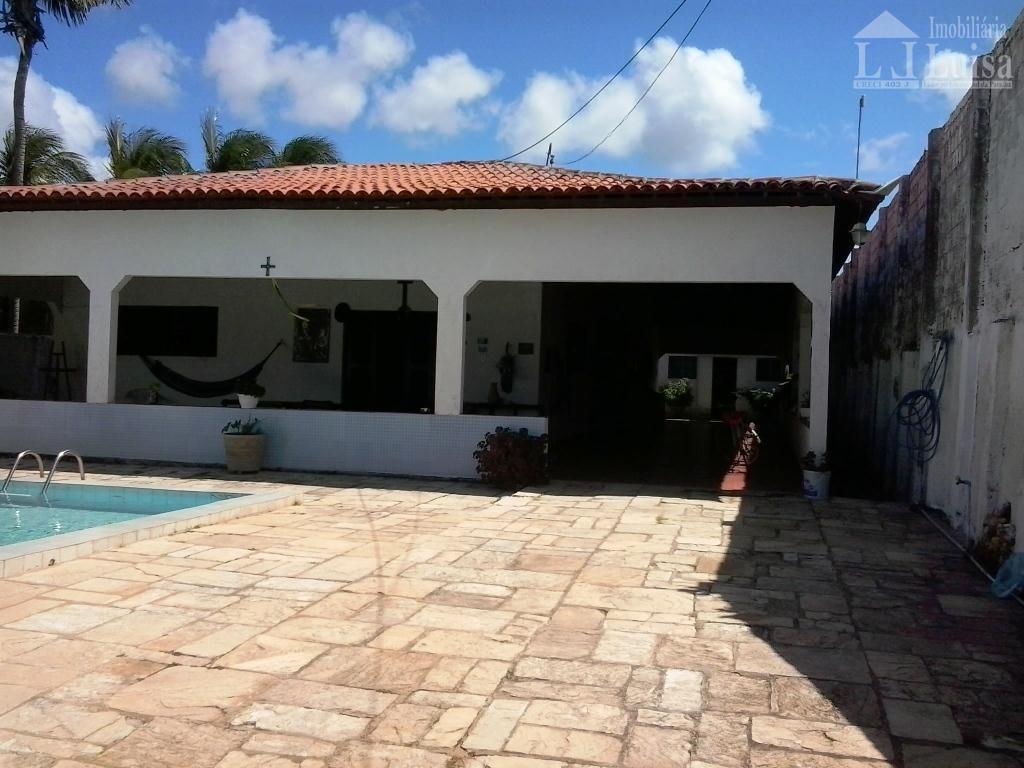 Casa Residencial à venda, Jacumã, Conde - CA0086.