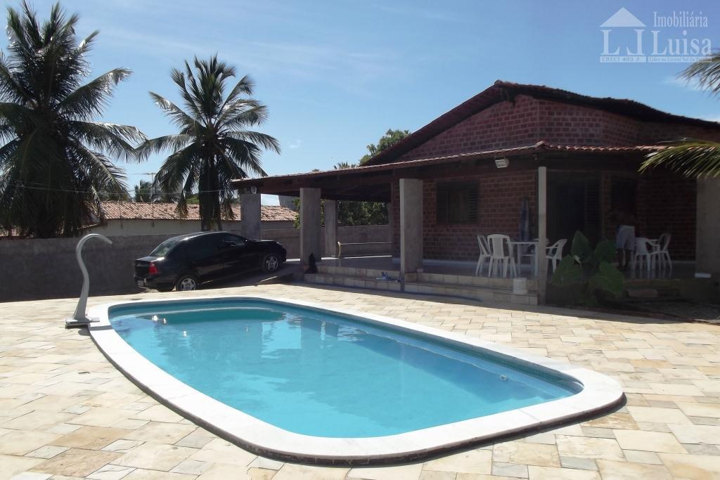 Casa Residencial para locação, Jacumã, Conde - CA0104.
