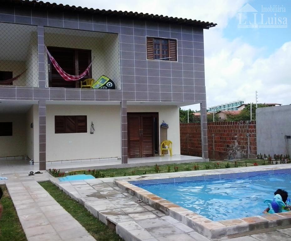 Casa residencial para locação, Carapibus, Conde.