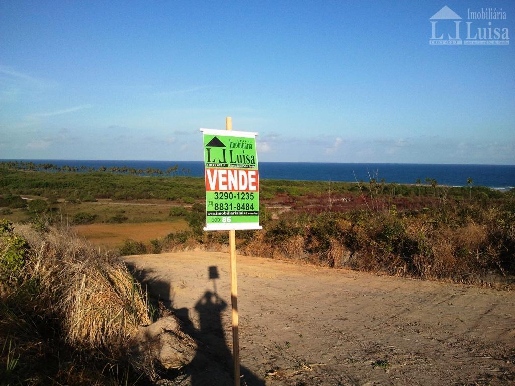 Terreno Residencial à venda, Praia Bela, Pitimbú - TE0086.