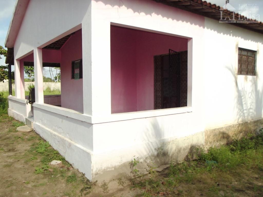 Casa Residencial à venda, Loteamento Village, Conde - CA0073.