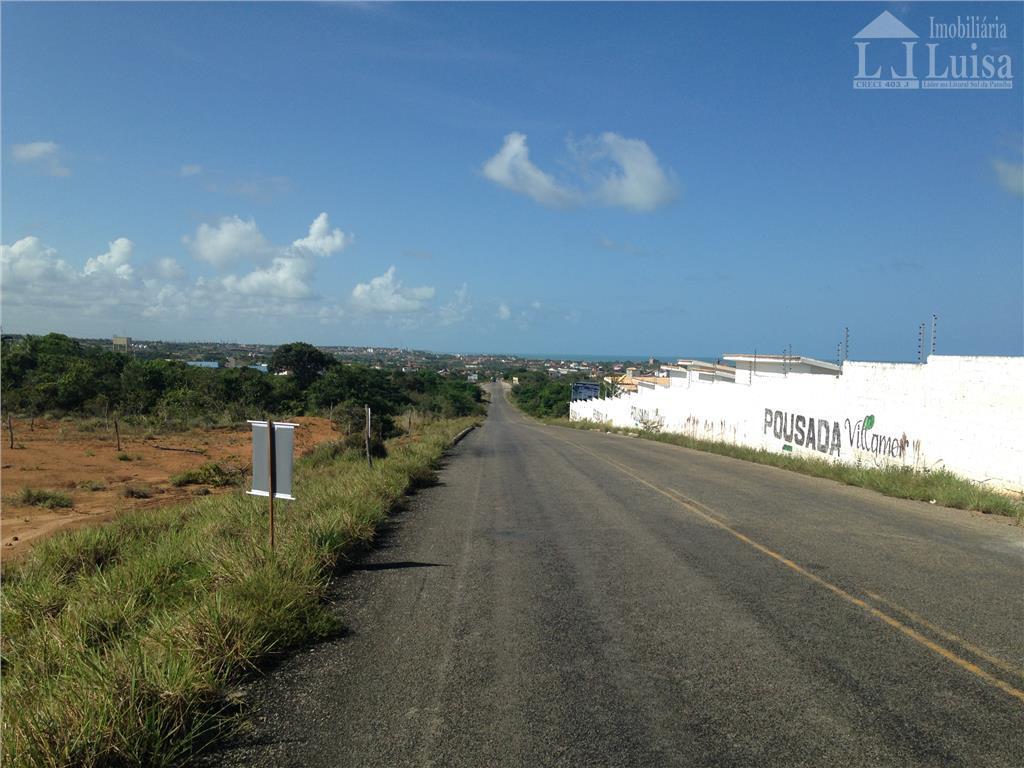 Terreno residencial à venda, Coqueirinho, Conde.