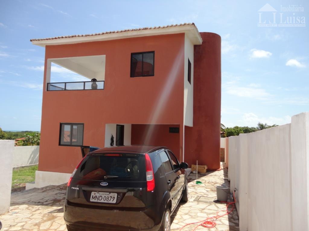 Casa  residencial para locação, Jacumã, Conde.