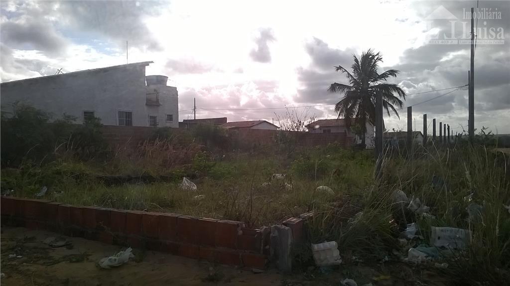 Terreno residencial à venda, Carapibus, Conde.