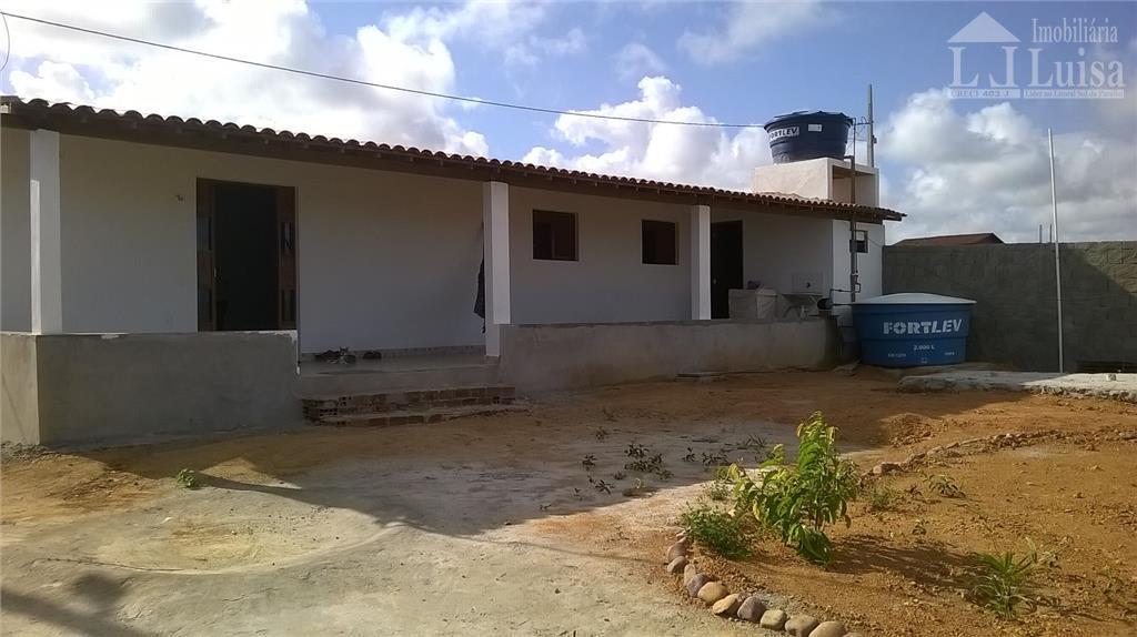 Casa residencial à venda, Carapibus, Conde.