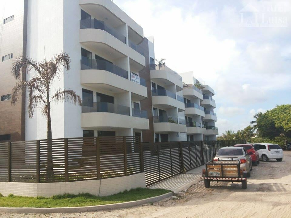 Apartamento  residencial para locação, Tabatinga, Conde.