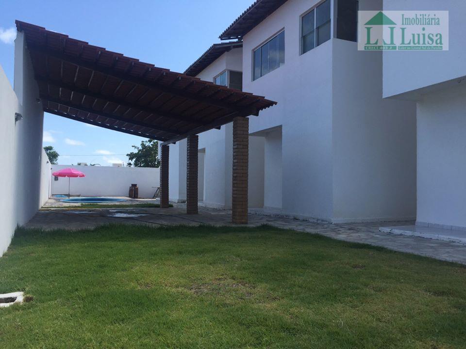 Casa residencial à venda, Praia do Amor, Conde - CA0342.