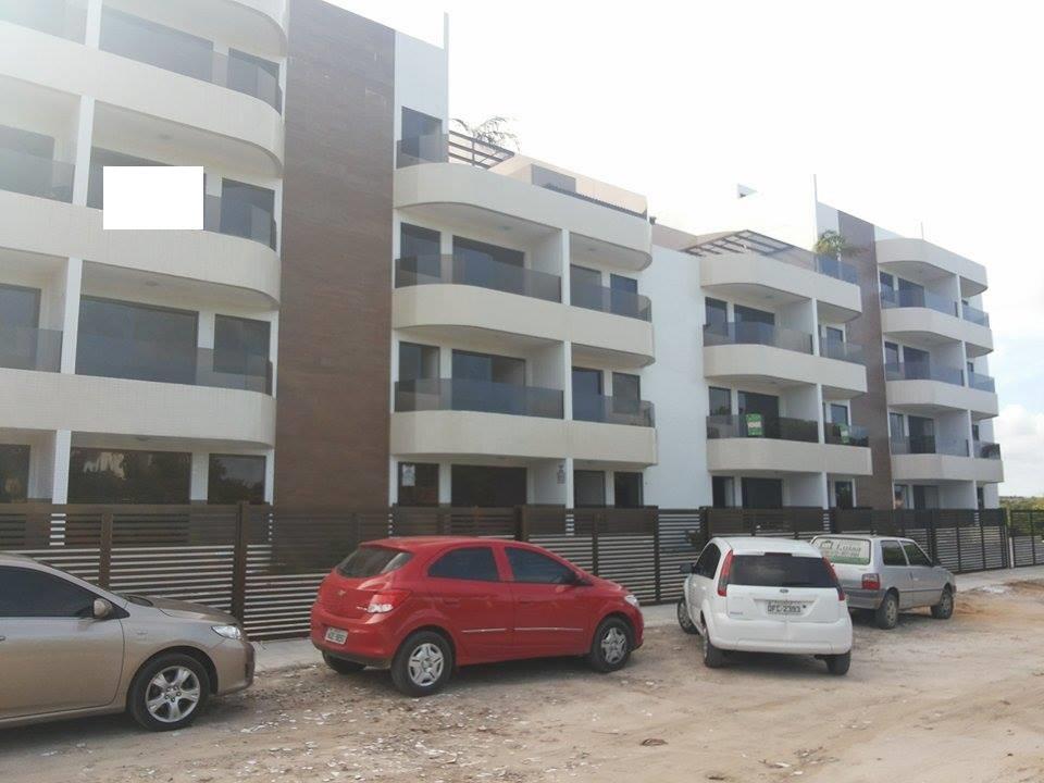 Apartamento Residencial à venda, Tabatinga, Conde - AP0008.