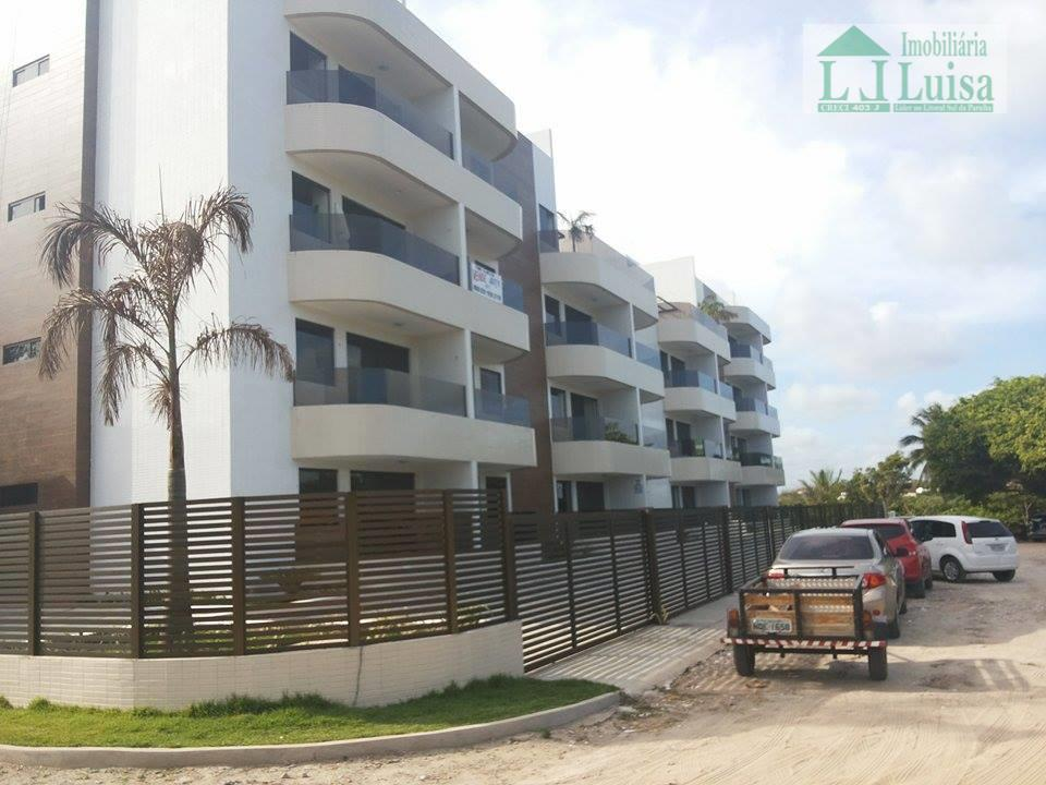 Apartamento residencial à venda, Tabatinga, Conde.