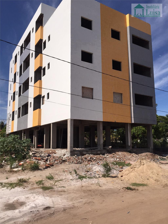cobertura na praia de jacumã, com 70mt², sala, cozinha, wc, 2 quartos, sendo 1 suite, local...