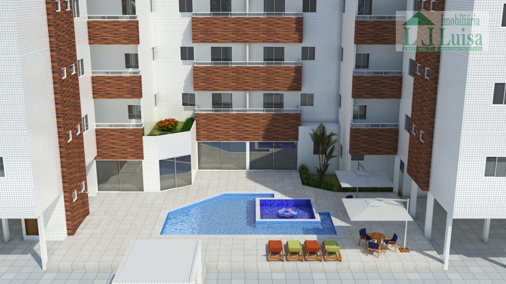 lançamento no litoral sul da paraíba, localizado na praia de jacumã!! luxor atlantic residence com 55...