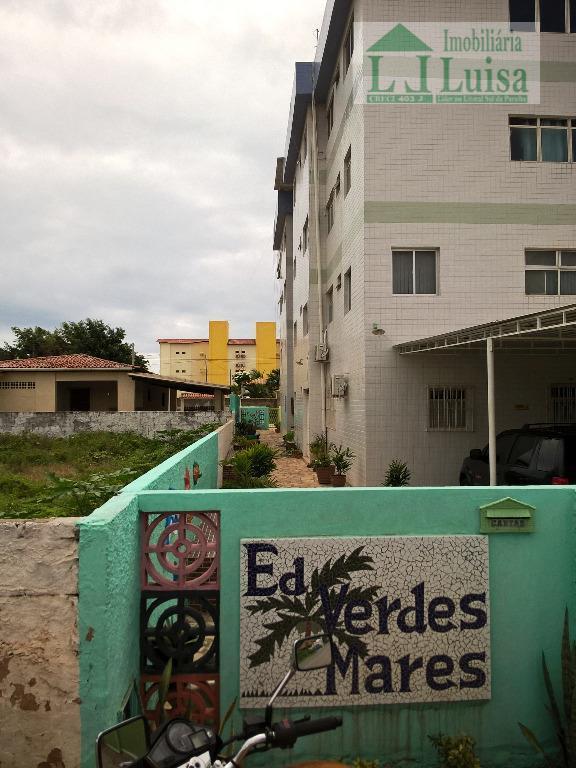 Apartamento residencial para venda, Jacumã, Conde.