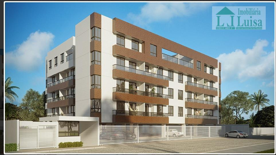 Apartamento  residencial à venda, Loteamento Colinas de Pitimbú em Praia Bela, Pitimbú.