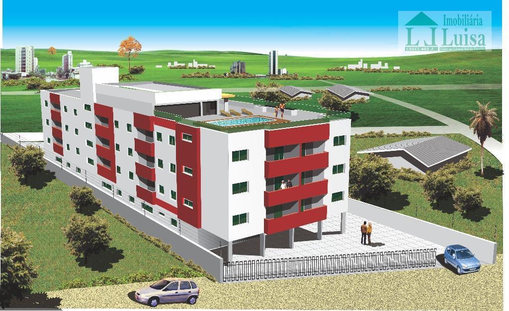 apartamento na praia de carapibus, no 1º andar, com 52,20m², 2 dormitório, sala, cozinha, varanda, 2...
