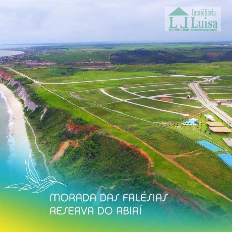 Terreno residencial à venda, Abiai, Pitimbú.