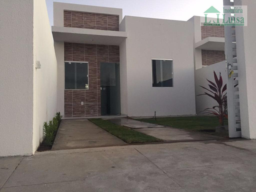 casa na praia do amor, 2 quartos, sala, cozinha, área de serviço,garagem, laje plana, toda individual,...