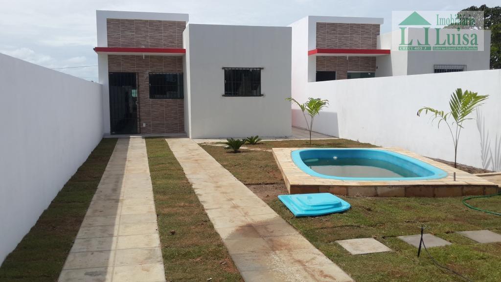 Casa residencial à venda, Loteamento Village, Conde.