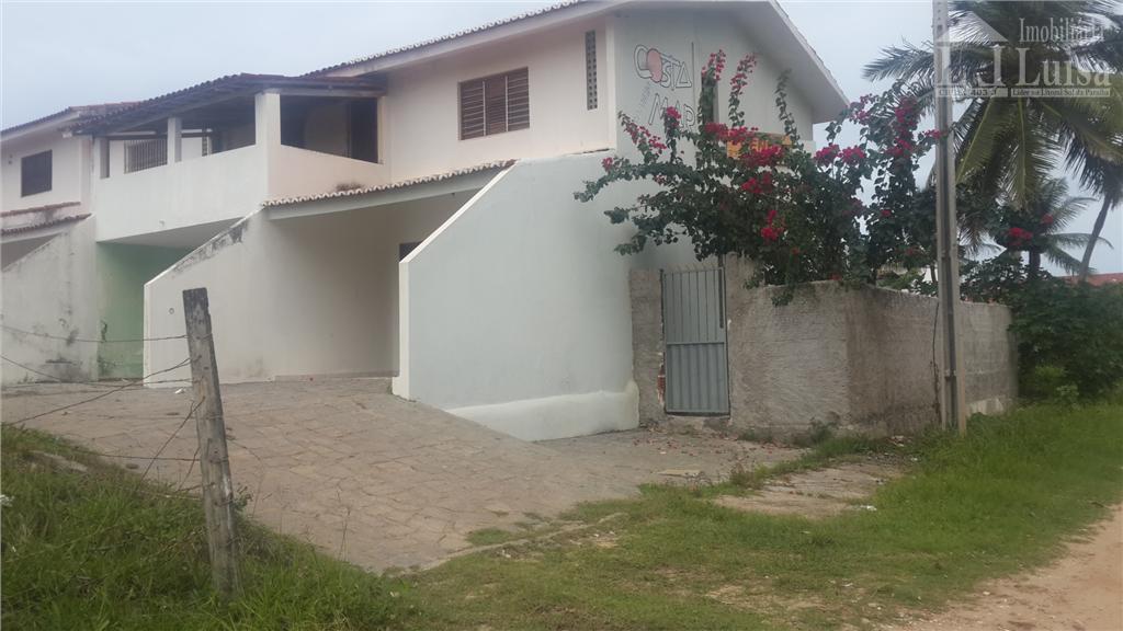 Apartamento Duplex  residencial à venda, Praia do Amor, Conde.