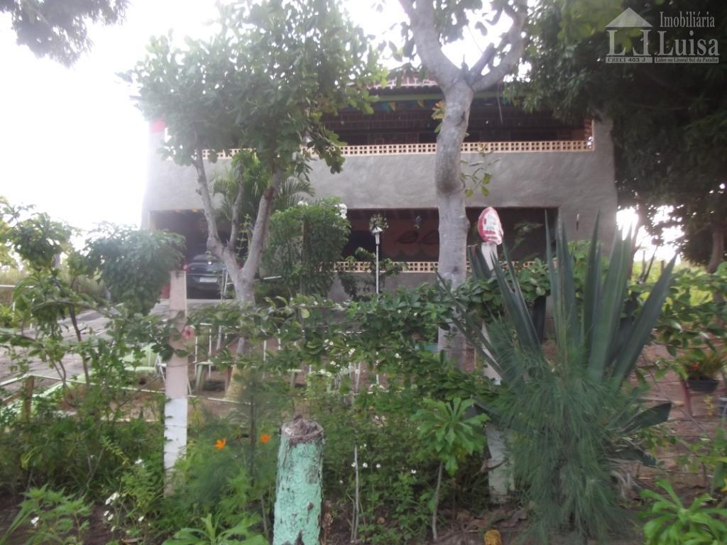 Casa residencial para locação, Tabatinga, Conde - CA0270.