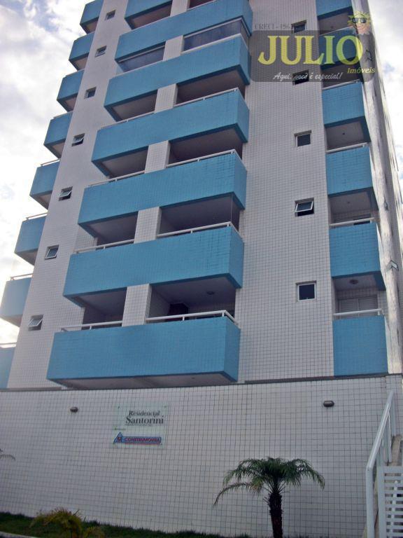 Apto 1 Dorm, Vera Cruz, Mongaguá (AP0214) - Foto 2