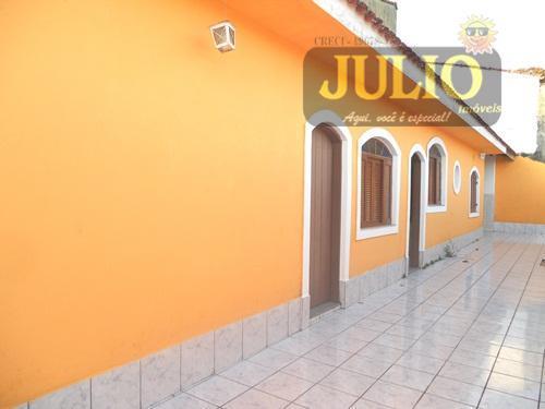 Casa 2 Dorm, Jardim Praia Grande, Mongaguá (CA1499) - Foto 2