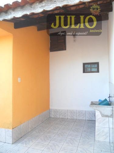Casa 2 Dorm, Jardim Praia Grande, Mongaguá (CA1499) - Foto 10