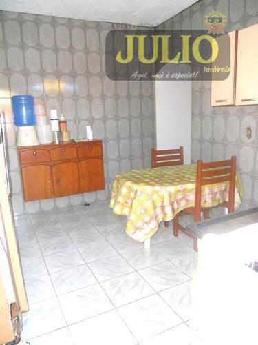 Casa 2 Dorm, Jardim Praia Grande, Mongaguá (CA1499) - Foto 5