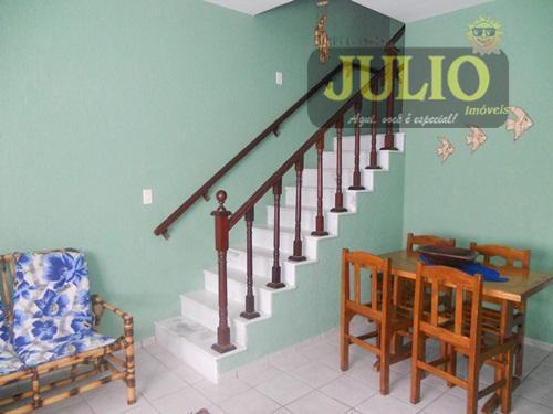 Casa 2 Dorm, Flórida Mirim, Mongaguá (SO0421) - Foto 4
