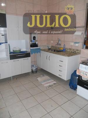 Casa 2 Dorm, Flórida Mirim, Mongaguá (SO0421) - Foto 6