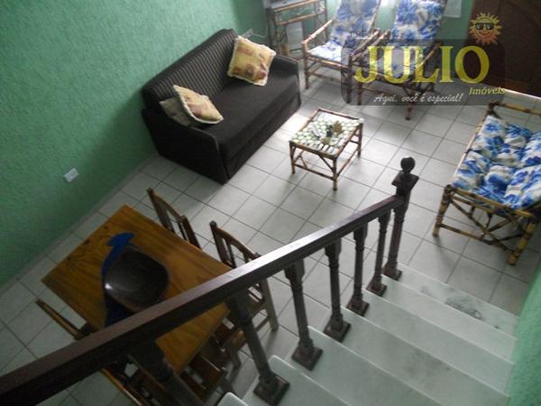 Casa 2 Dorm, Flórida Mirim, Mongaguá (SO0421) - Foto 11