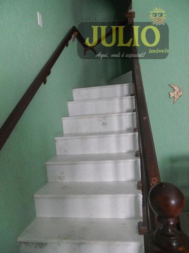 Casa 2 Dorm, Flórida Mirim, Mongaguá (SO0421) - Foto 12