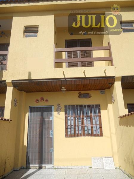 Casa 2 Dorm, Flórida Mirim, Mongaguá (SO0421)