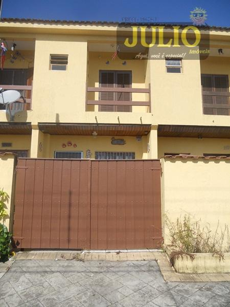 Casa 2 Dorm, Flórida Mirim, Mongaguá (SO0421) - Foto 14