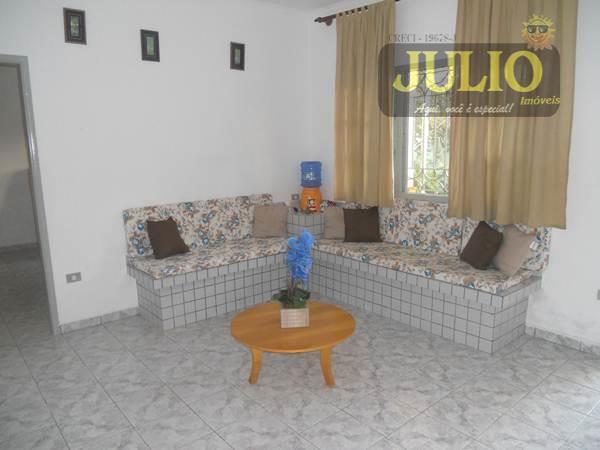 Casa 2 Dorm, Balneário Scigliano, Itanhaém (CA1990) - Foto 13