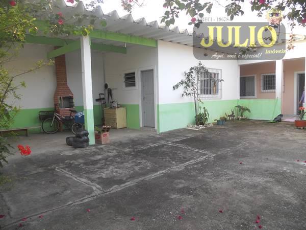 Casa 2 Dorm, Balneário Scigliano, Itanhaém (CA1990) - Foto 7