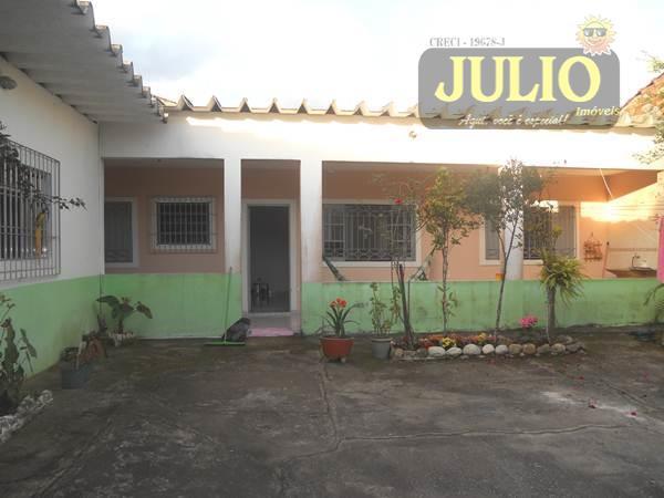 Casa 2 Dorm, Balneário Scigliano, Itanhaém (CA1990) - Foto 4